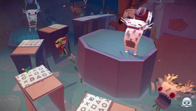Screenshot - Tearaway (PS_Vita)