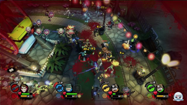 Screenshot - All Zombies Must Die! (PC) 2248152