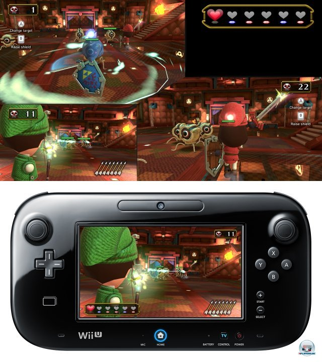 Screenshot - Nintendo Land (Wii_U) 2361112