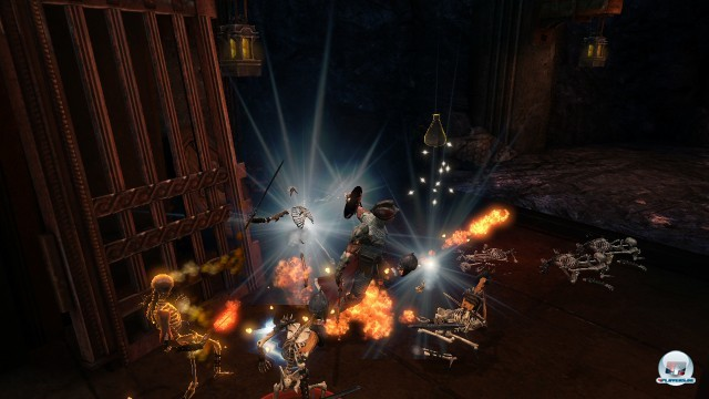 Screenshot - Dungeons & Dragons: Daggerdale (PC)