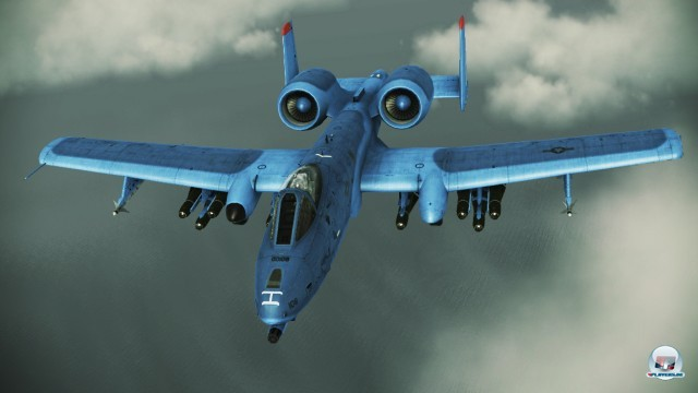 Screenshot - Ace Combat: Assault Horizon (360) 2249122