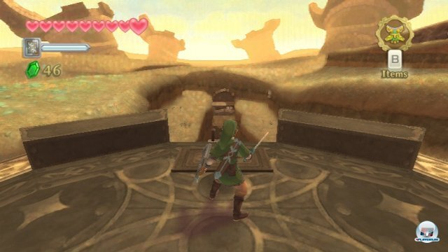 Screenshot - The Legend of Zelda: Skyward Sword (Wii) 2284192