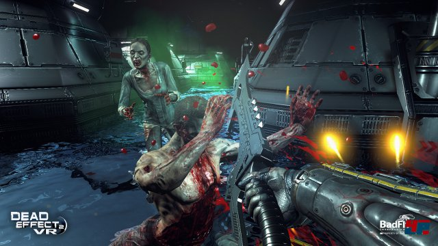Screenshot - Dead Effect 2 VR (HTCVive)