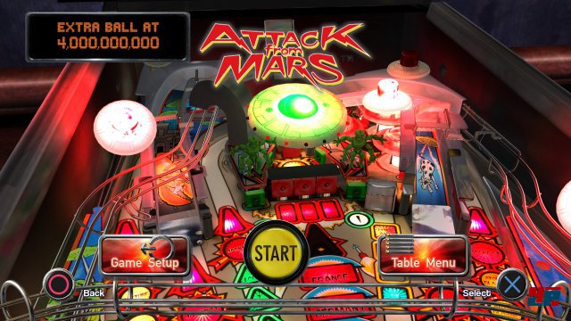 Screenshot - Pinball Arcade (PlayStation4)