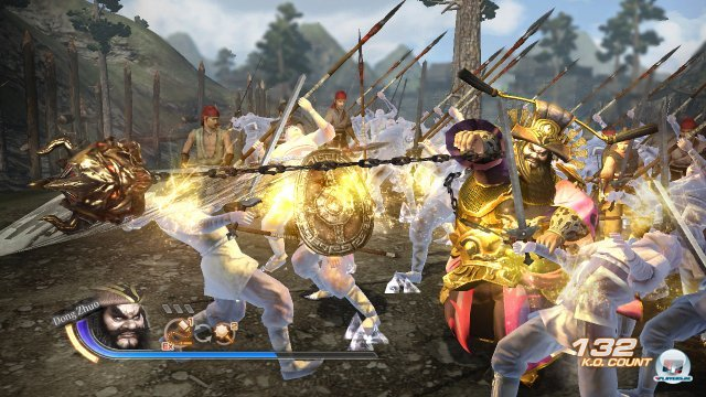 Screenshot - Dynasty Warriors 7: Xtreme Legends (PlayStation3) 2286807