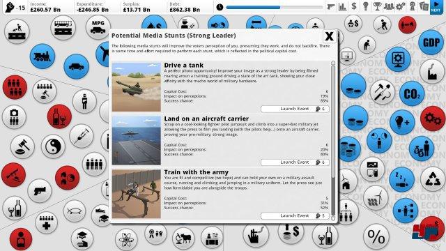 Screenshot - Democracy 3 (Mac)