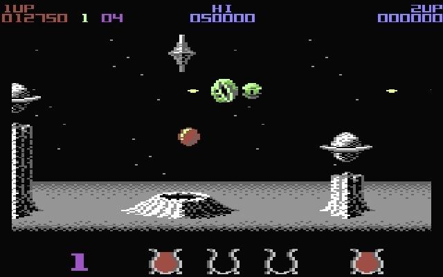 <b>Wizball</b> (1987)<br> Entwickler: Sensible Software<br> Publisher: Ocean 1748438