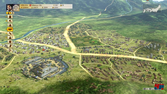 Screenshot - Nobunaga's Ambition: Sphere of Influence - Ascension (PC) 92534429