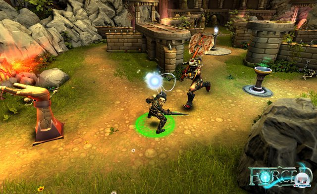Screenshot - Forced (PC)