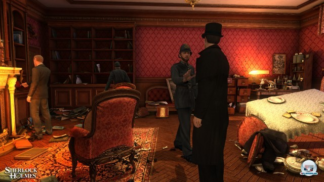 Screenshot - The Testament of Sherlock Holmes (PC) 2241123