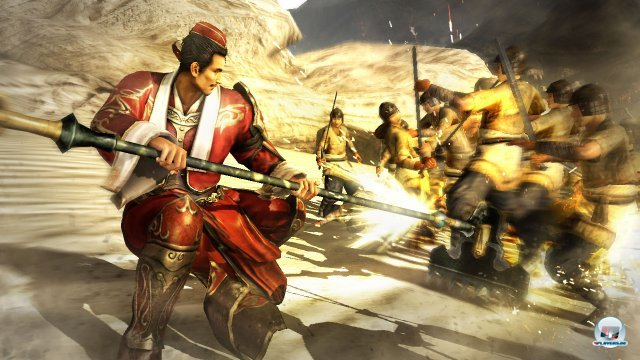 Screenshot - Dynasty Warriors 8 (PlayStation3) 92434212