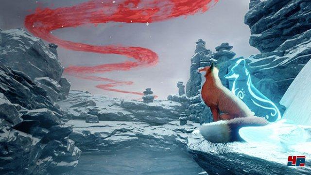 Screenshot - Spirit of the North (PS4)