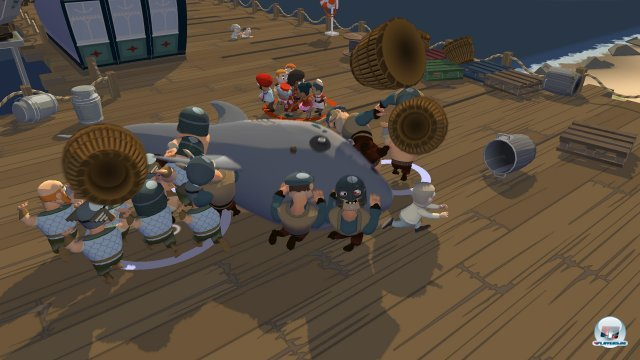 Screenshot - When Vikings Attack! (PlayStation3) 2393667
