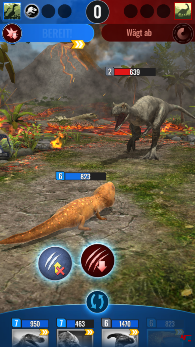 Screenshot - Jurassic World Alive (Android) 92566315