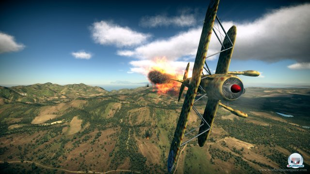 Screenshot - World of Planes (PC) 2256417
