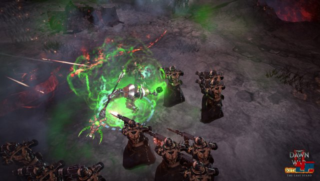 Screenshot - Warhammer 40.000: Dawn of War 2 - Retribution (PC) 92521349