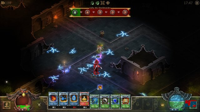 Screenshot - Book of Demons (PC)