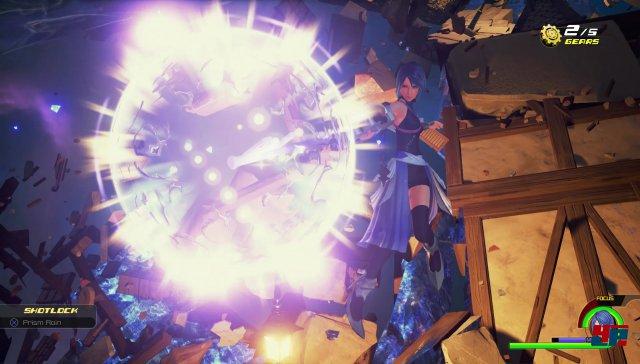 Die Episode 0.2: Birth by Sleep dient als Einstimmung auf Kingdom Hearts 3 und spielt in einer zerstören Cinderella-Welt.
