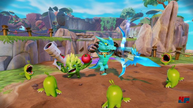 Screenshot - Skylanders: Trap Team (360) 92484500