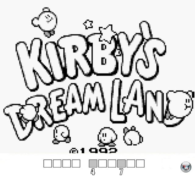 <br><br><b>Kirby�s Dream Land (1992)</b><br><br>