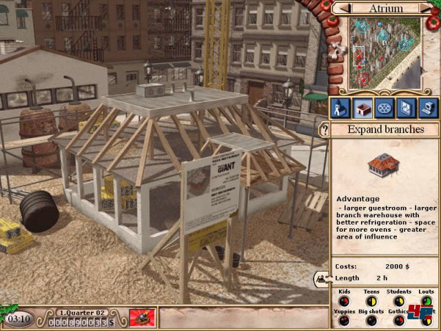Screenshot - Pizza Connection 2 (PC)