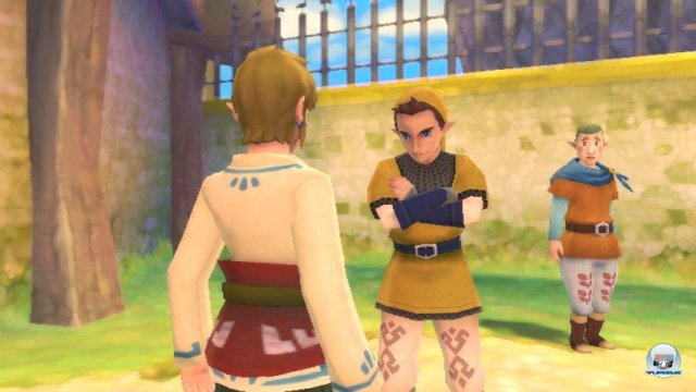 Screenshot - The Legend of Zelda: Skyward Sword (Wii) 2270962