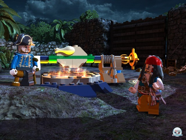 Screenshot - Lego Pirates of the Caribbean - Das Videospiel (360) 2221409