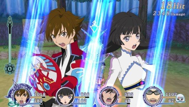 Screenshot - Tales of Hearts (PS_Vita) 92427267
