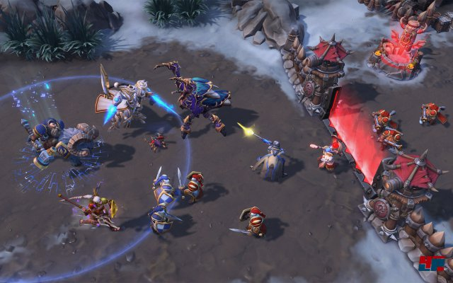 Screenshot - Heroes of the Storm (Mac) 92566438