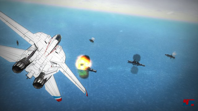 Screenshot - Vector Thrust (PC)