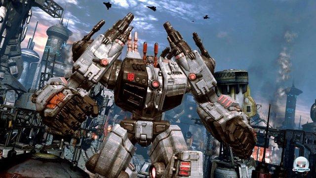 Screenshot - TransFormers: Untergang von Cybertron (360) 2364562