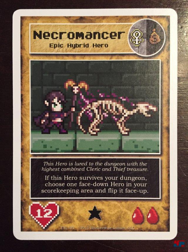 """Zu den neuen """"Epic Hybrid Heros"""" gehört der Necromancer."""