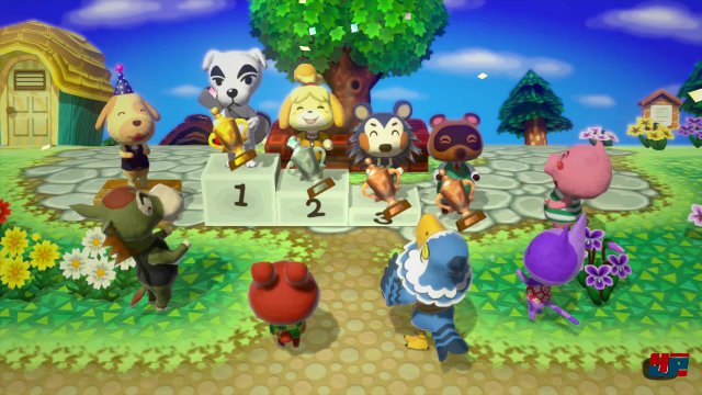 Screenshot - Animal Crossing: amiibo Festival (Wii_U) 92507446