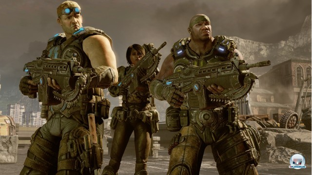 Screenshot - Gears of War 3 (360) 2244542