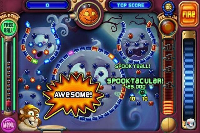 <b>Bestes schwer in eine Kategorie zu packendes Spiel: Peggle</b><br><br>Oh ja, wir haben der 360-Umsetzung fette 90% verpasst. Und die gerade ver�ffentlichte Version f�r iPhone und iPod touch ist verdammt, wirklich verdammt nah dran an dieser Perfektion! <br><br>Ebenfalls empfehlenswert: Alphabetic, Rainbow Ninja, Art Memory, Frenzic, Sneezies, Enigmo, Pinball Dreaming: Pinball Dreams, Zen Bound<br><br> 1950748