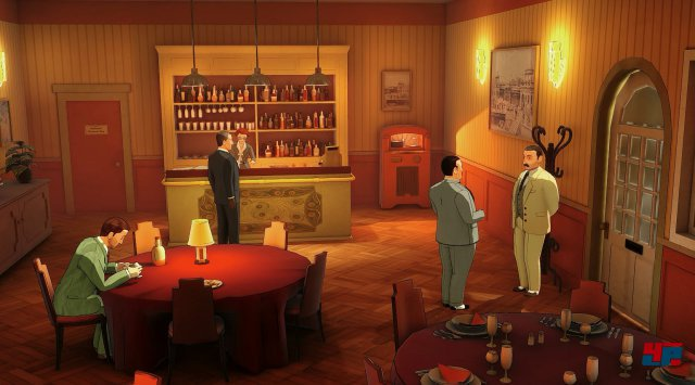 Screenshot - Agatha Christie: The ABC Murders (Mac)