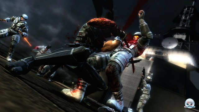 Screenshot - Ninja Gaiden 3 (360)