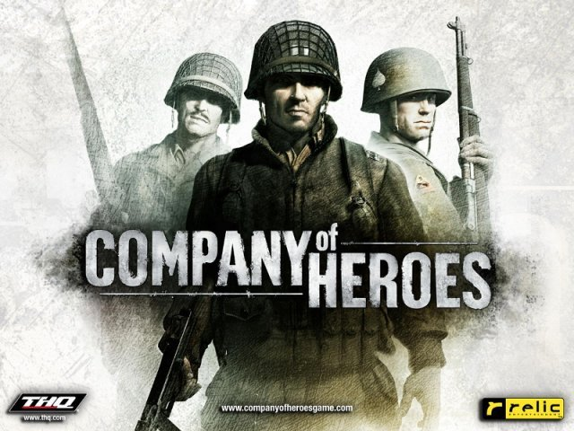 1. Company of Heroes (2006-2009) <br><br> Das Echtzeit-Strategiespiel von Relic, angesiedelt im Zweiten Weltkrieg, eroberte die Herzen von PC-Strategen im Sturm und wurde mit Auszeichnungen überhäuft. Bis 2009 folgten mit Opposing Fronts und Tales of Valor zwei Erweiterungen. Derzeit arbeiten die Kanadier - jetzt unter Sega - an der Fortsetzung Company of Heroes 2, die noch 2013 erscheinen soll. 92443132