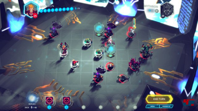 Screenshot - Duelyst (PC)