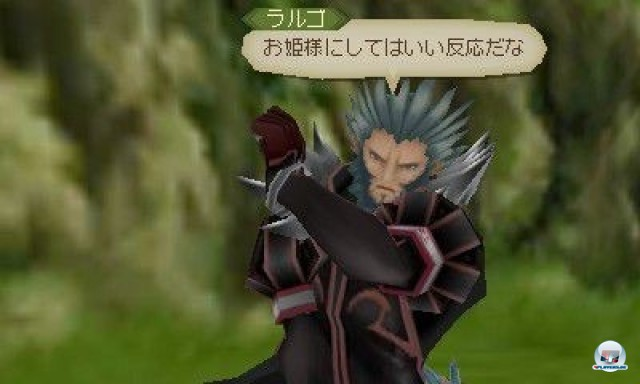 Screenshot - Tales of the Abyss (NDS) 2219387
