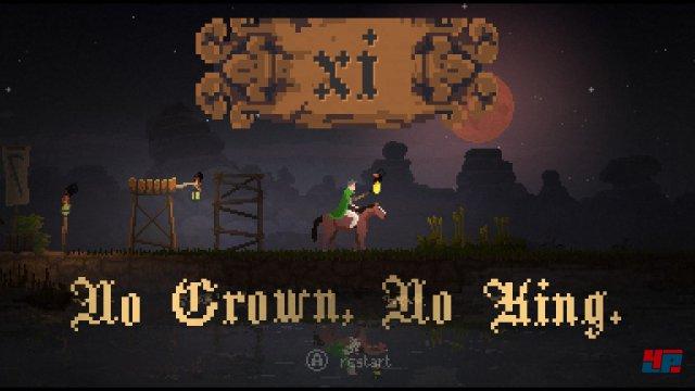 Game Over: Bis Kapitel XI hat es dieser König geschafft...