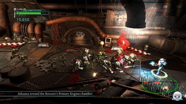 Screenshot - Warhammer 40.000: Kill Team (PlayStation3) 2233339
