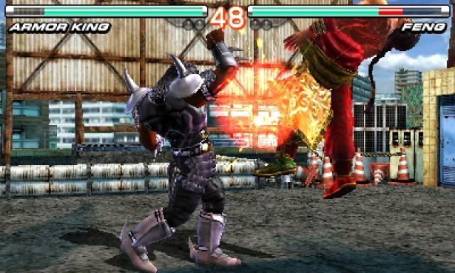 Screenshot - Tekken 3D Prime Edition (3DS) 2281212