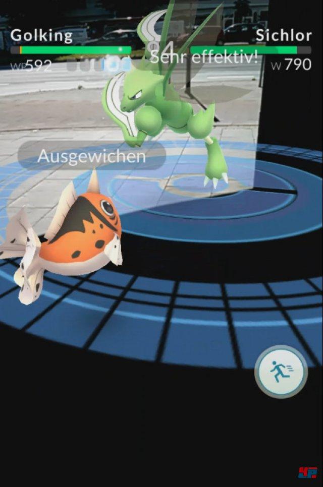 Screenshot - Pokémon GO (Android) 92529833