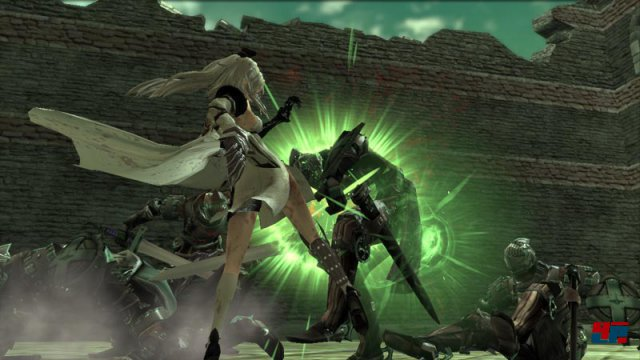 Screenshot - Drakengard 3 (PlayStation3)