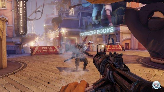Screenshot - BioShock Infinite (360) 92435412