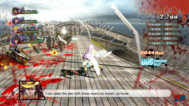 Screenshot - Onechanbara Z2: Chaos (PlayStation4)