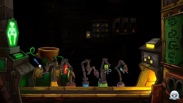 Screenshot - Goodbye Deponia (PC)