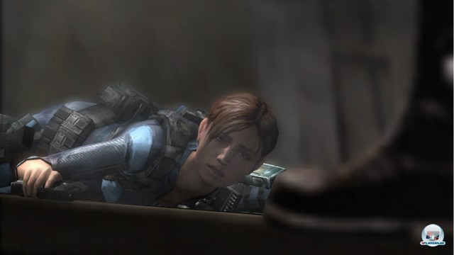Screenshot - Resident Evil: Revelations (3DS) 2230238