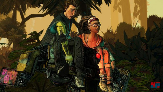 Screenshot - Tales from the Borderlands - Episode 3: Catch a Ride (360)